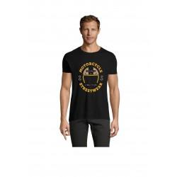 T-Shirt Men Classic Black